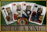 4 of a King
