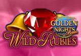 Wild Rubies Golden Night Bonus